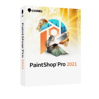 Photo editing: Corel PaintShop Pro 2021 Standard